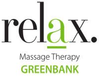 relax. Greenbank