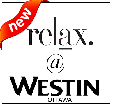 relax. Opens It's 5th Location – relax. @Westin